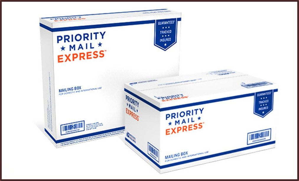 Usps Priority Mail Express Envelope Cost
