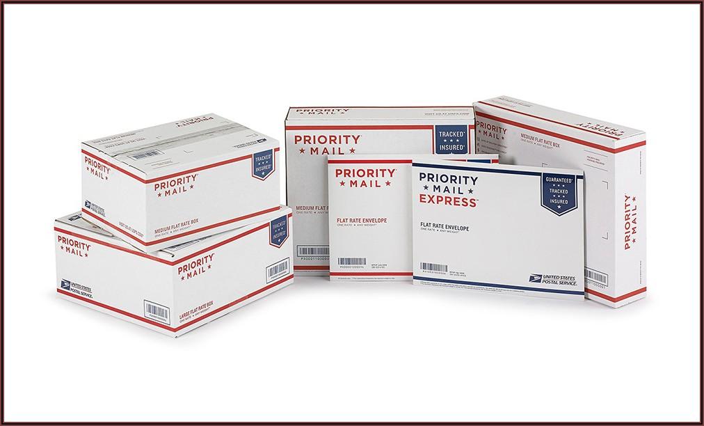 Usps Priority Mail Express Envelope Price