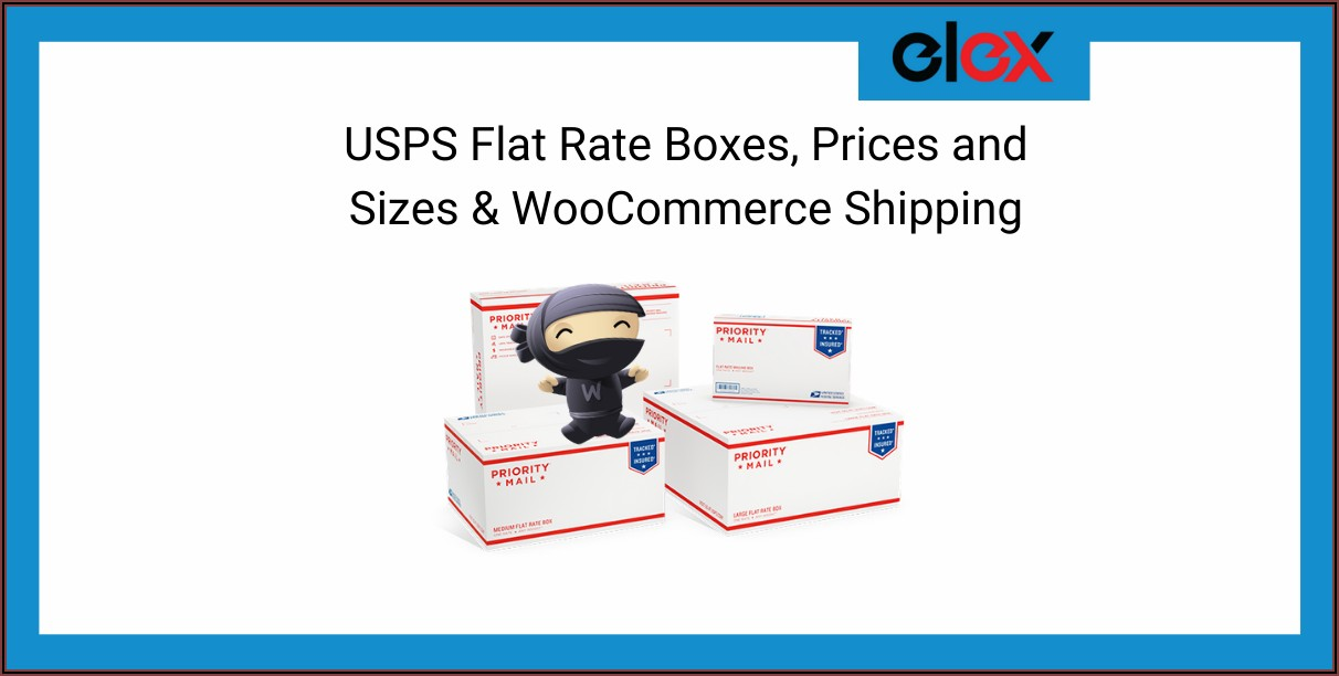 Usps Shipping Boxes Sizes