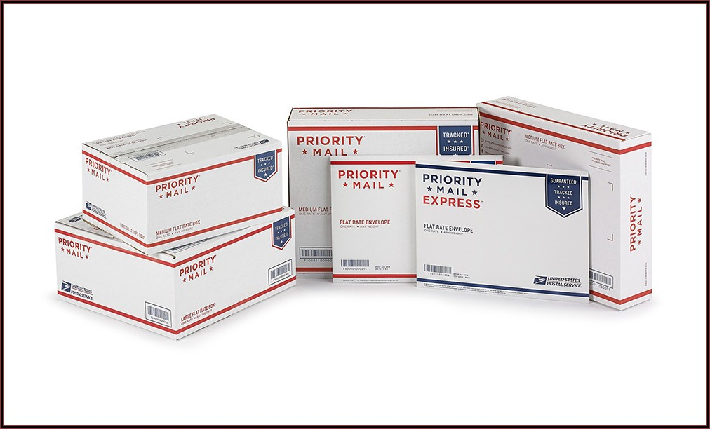 Usps Shipping Envelopes And Boxes