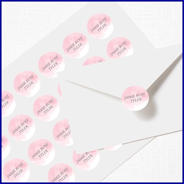 Wedding Envelope Seals Ireland
