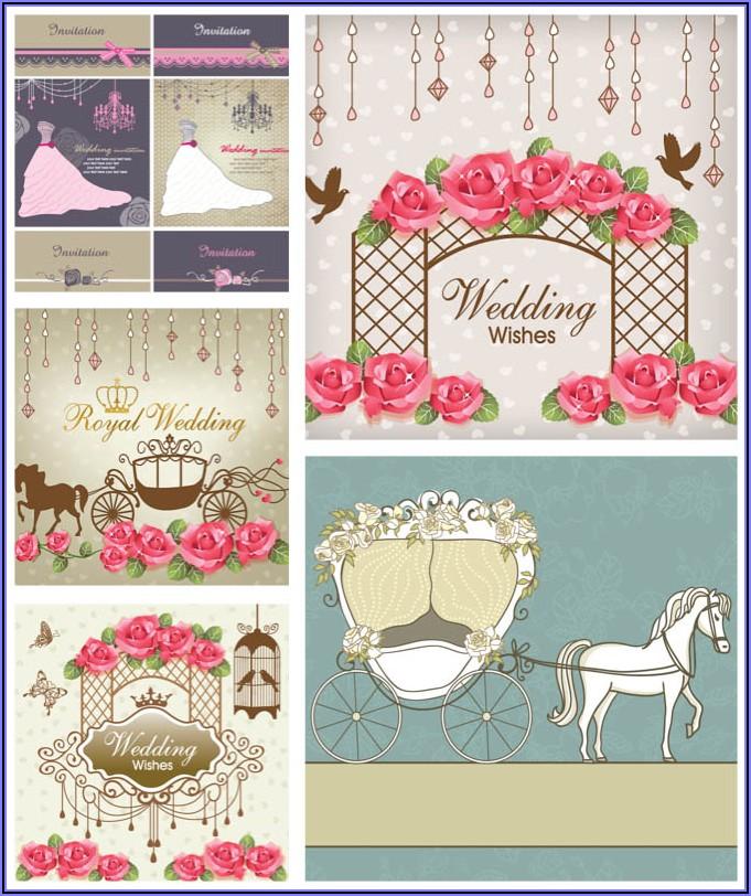 Wedding Invitation Background Designs Cdr Free Download