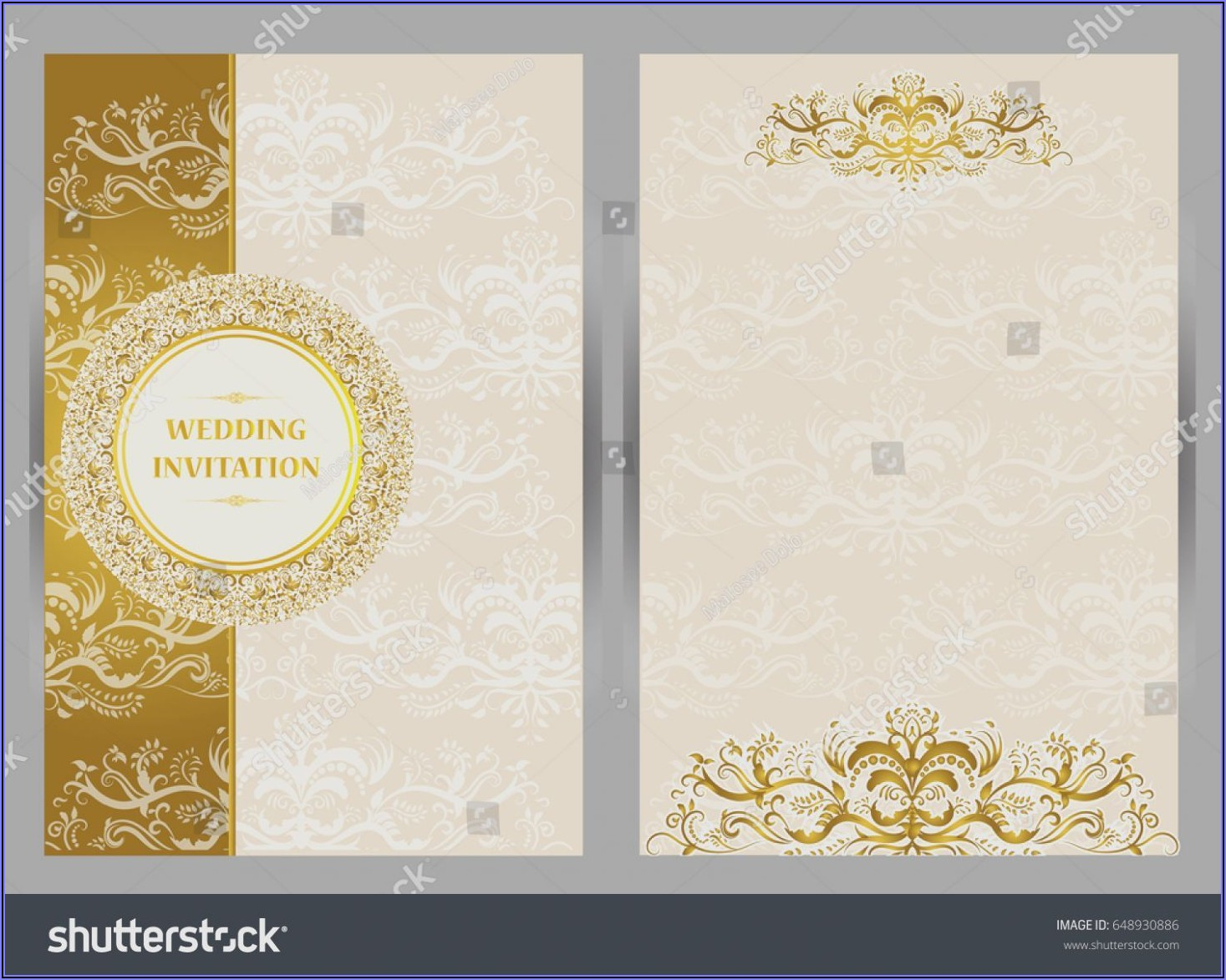 Wedding Invitation Background Hd