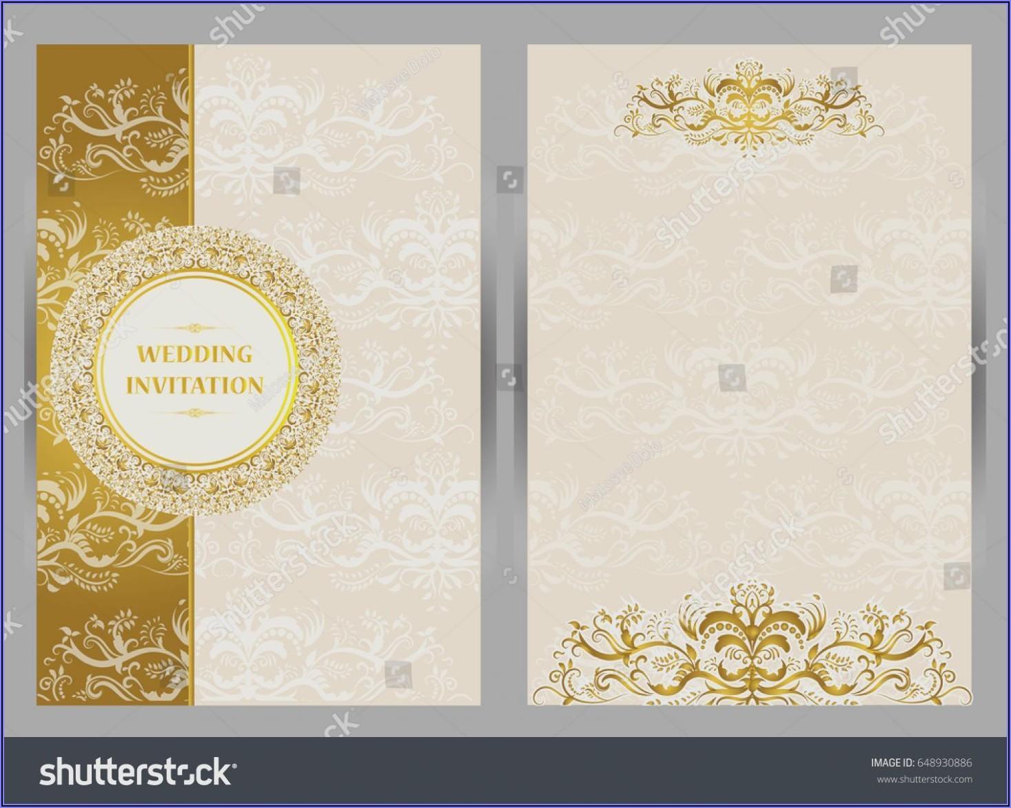 Wedding Invitation Background Hd