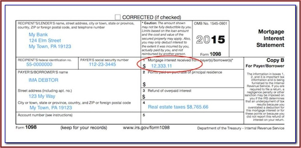 1098 T Forms Online