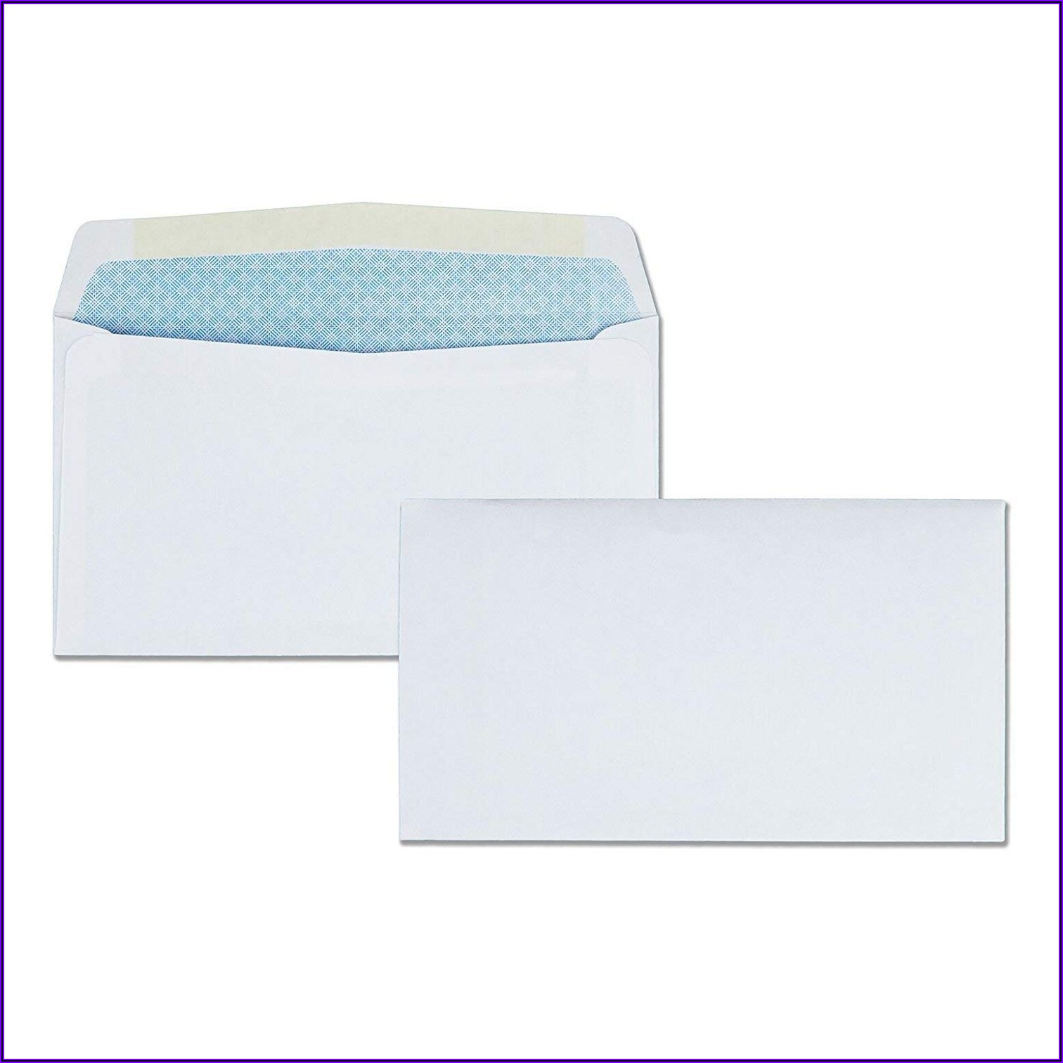 3 58 X 6 12 Envelopes
