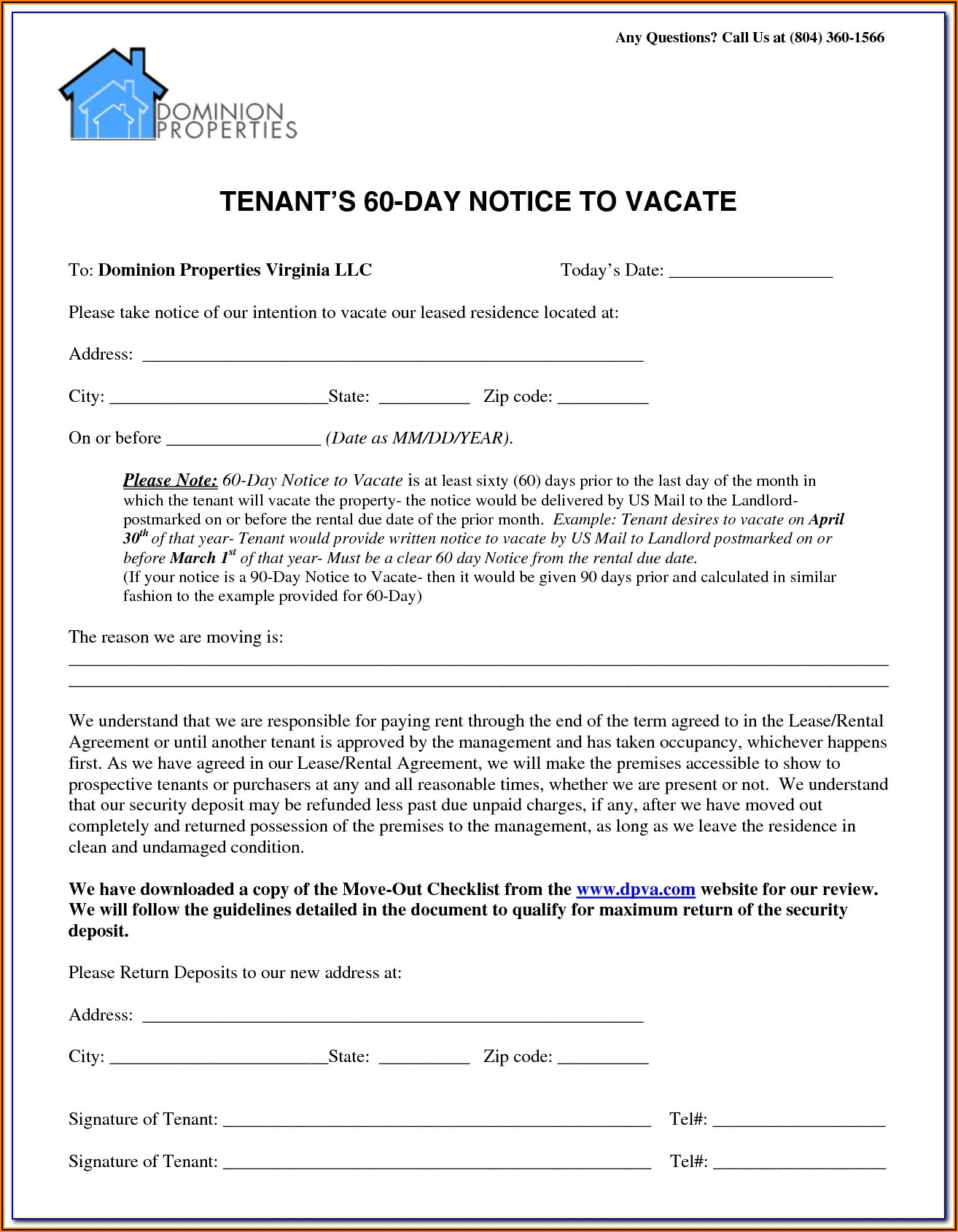 3 Day Eviction Notice Form Oregon