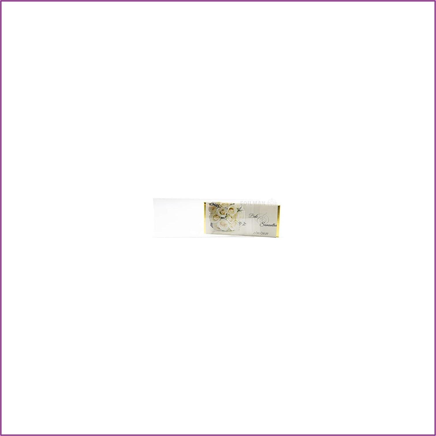 4 X 5 Clear Envelopes