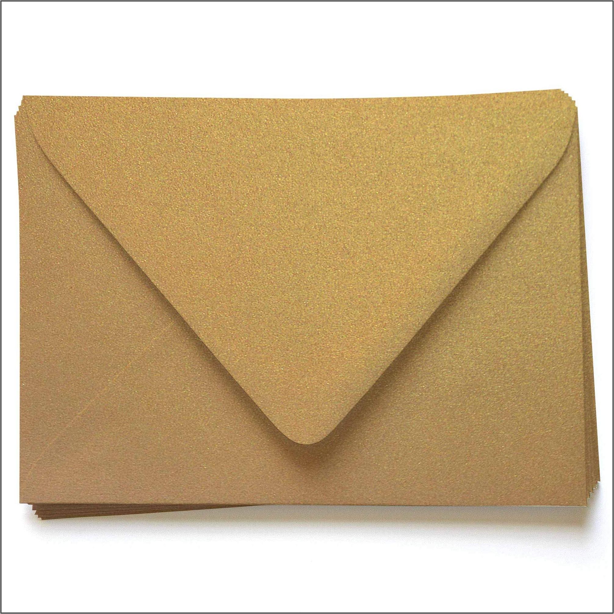 5 14 X 7 14 Envelopes