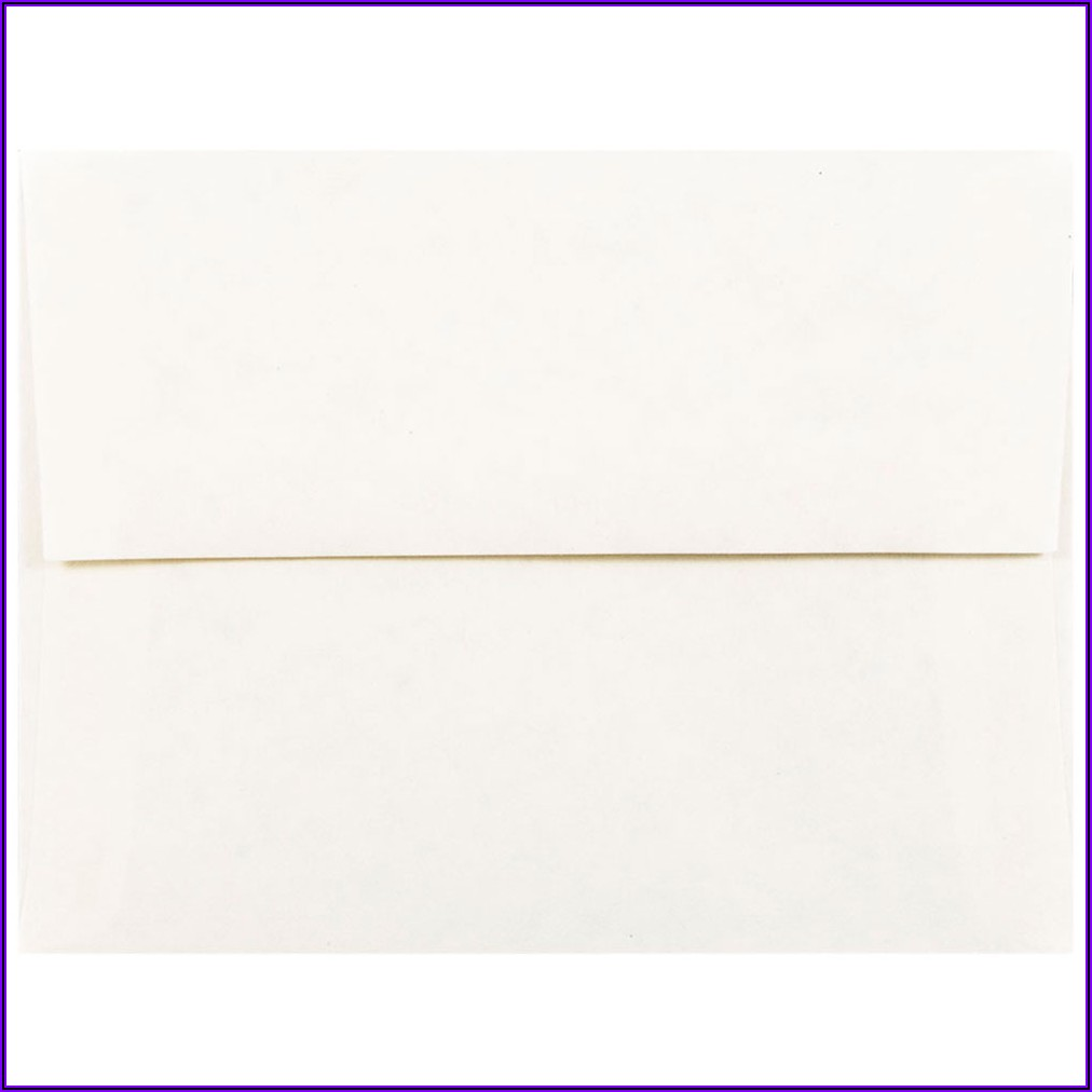 5 34 X 8 34 Invitation Envelopes