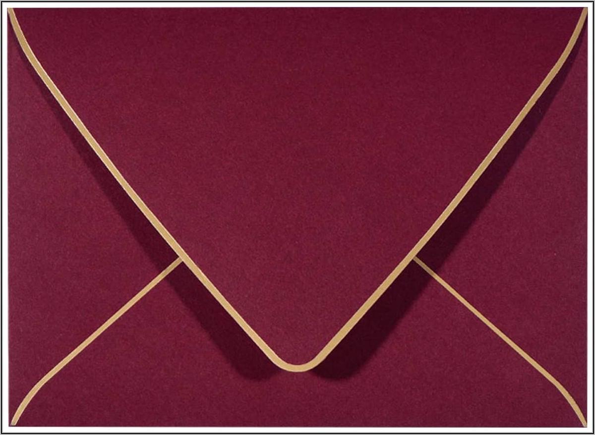 5 X 7 Wedding Invitation Envelopes