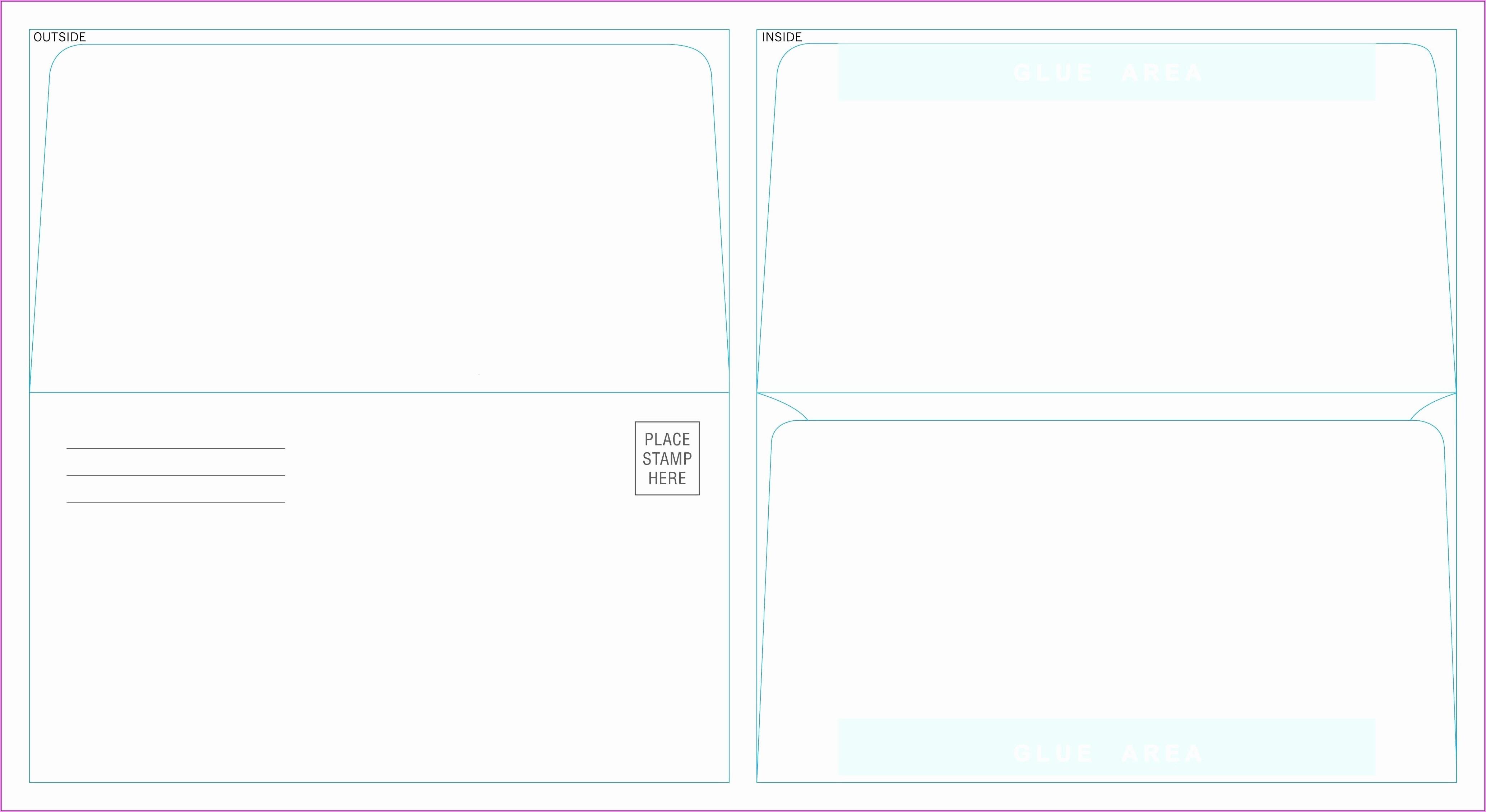 9 Remit Envelope Template Indesign