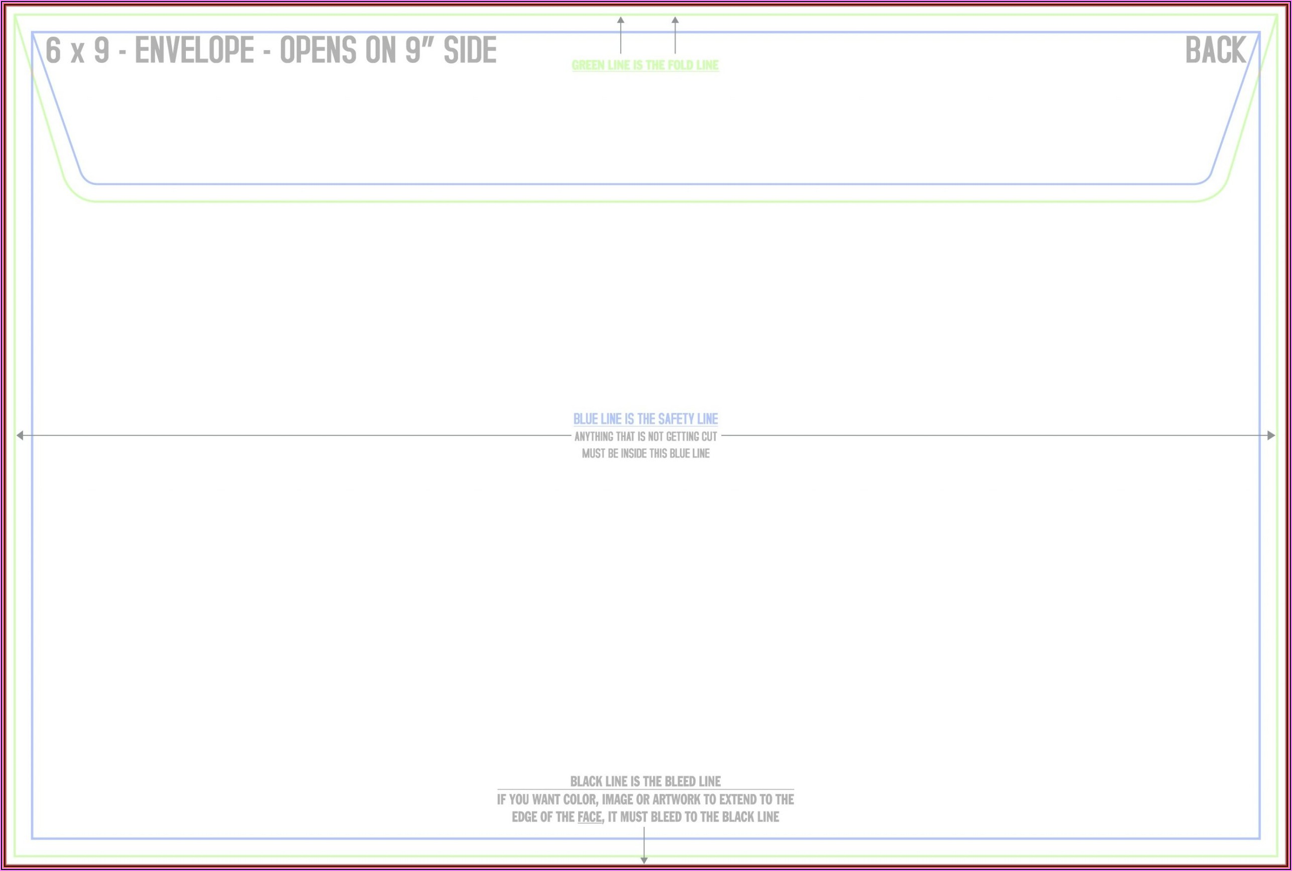 9 Remittance Envelope Template