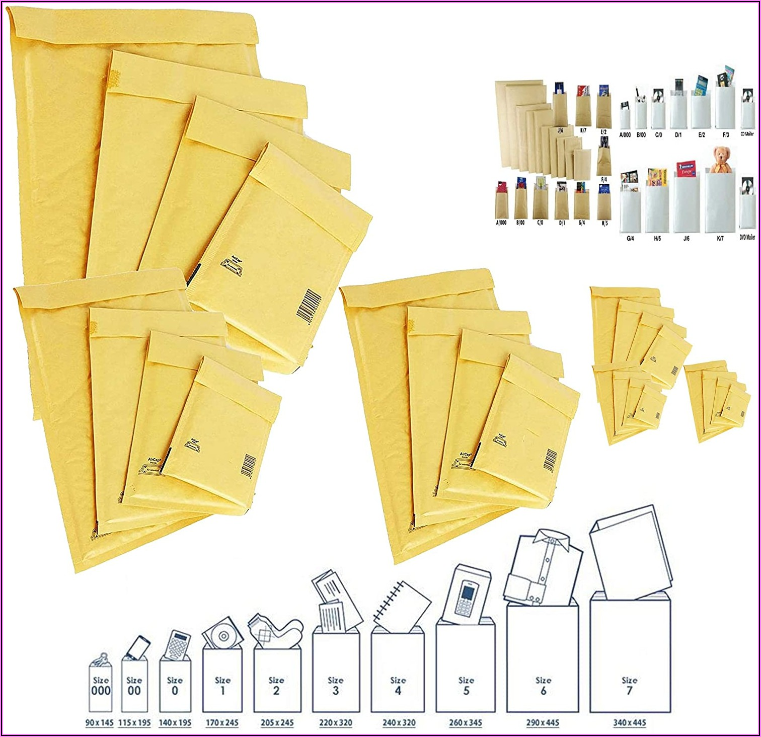 Are Usps Padded Envelopes Recyclable