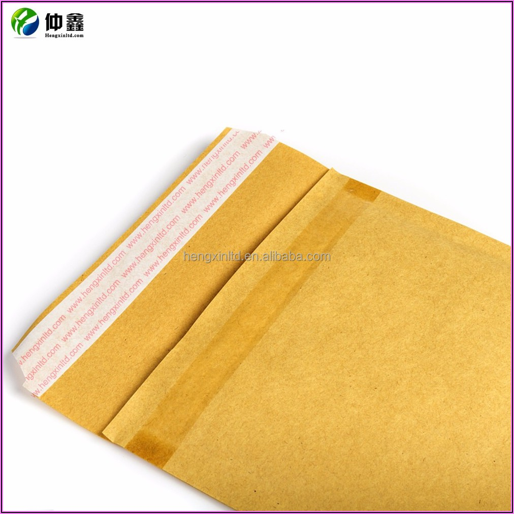 Are Yellow Padded Envelopes Recyclable