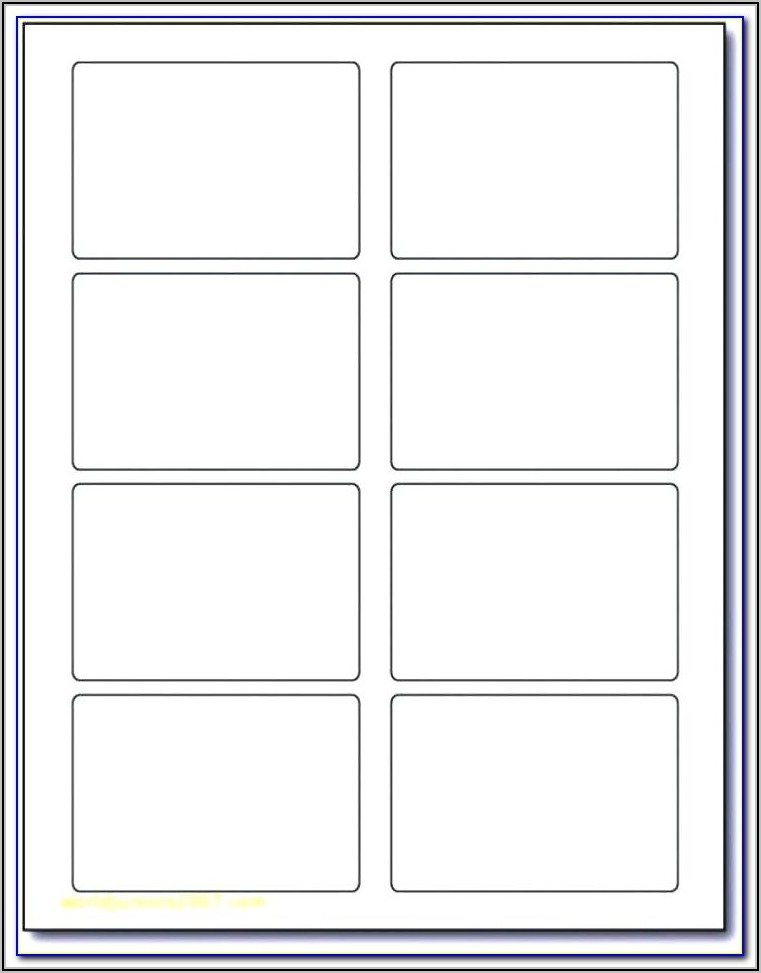 Avery Laser Labels 5161 Template
