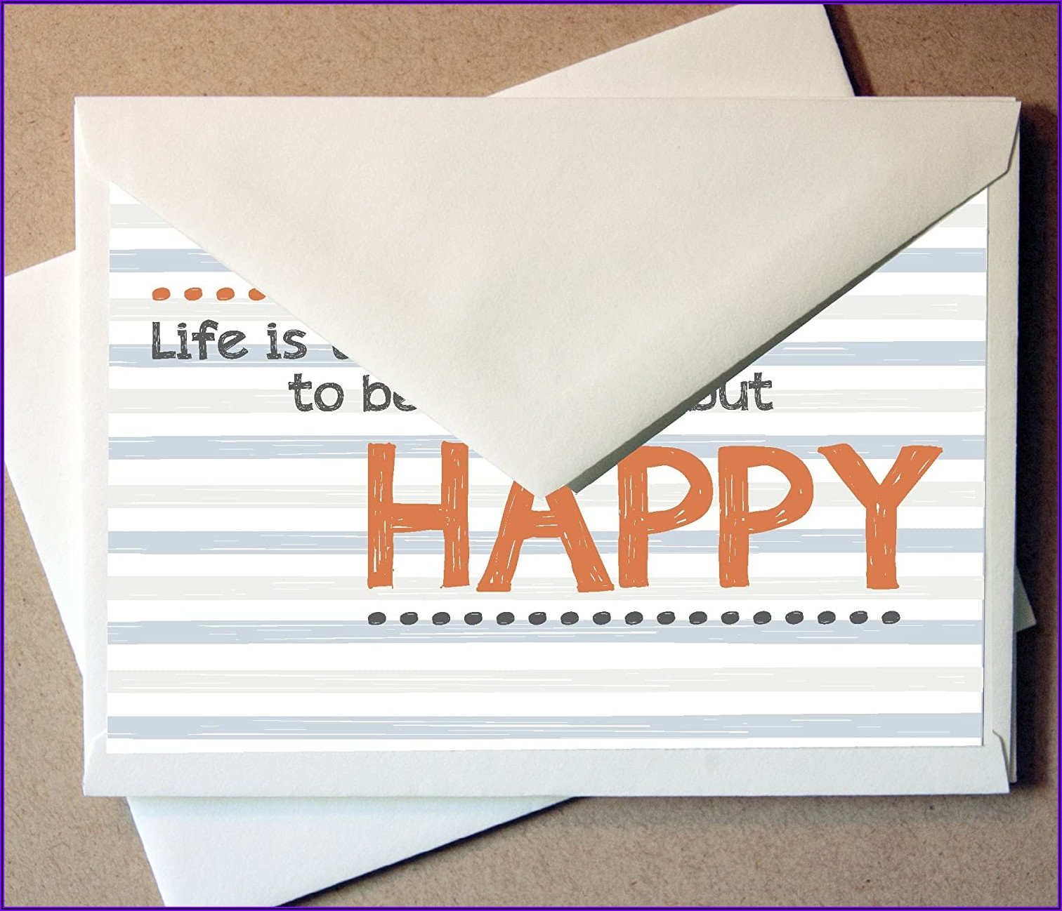 Blank Foldover Cards And Envelopes