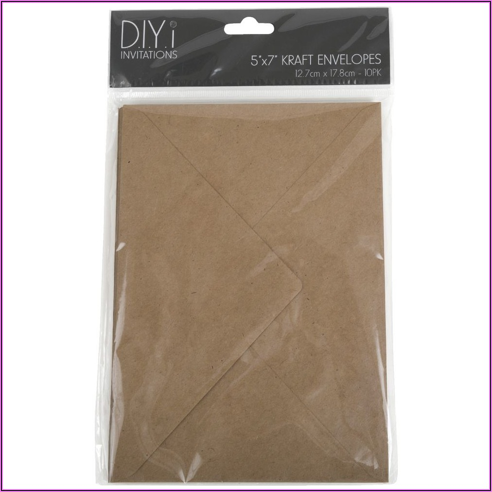 Brown Kraft Envelopes Australia