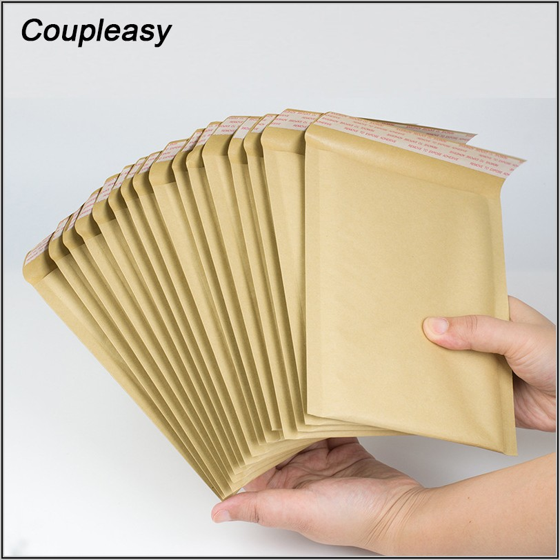 Bubble Mailer Envelope Sizes