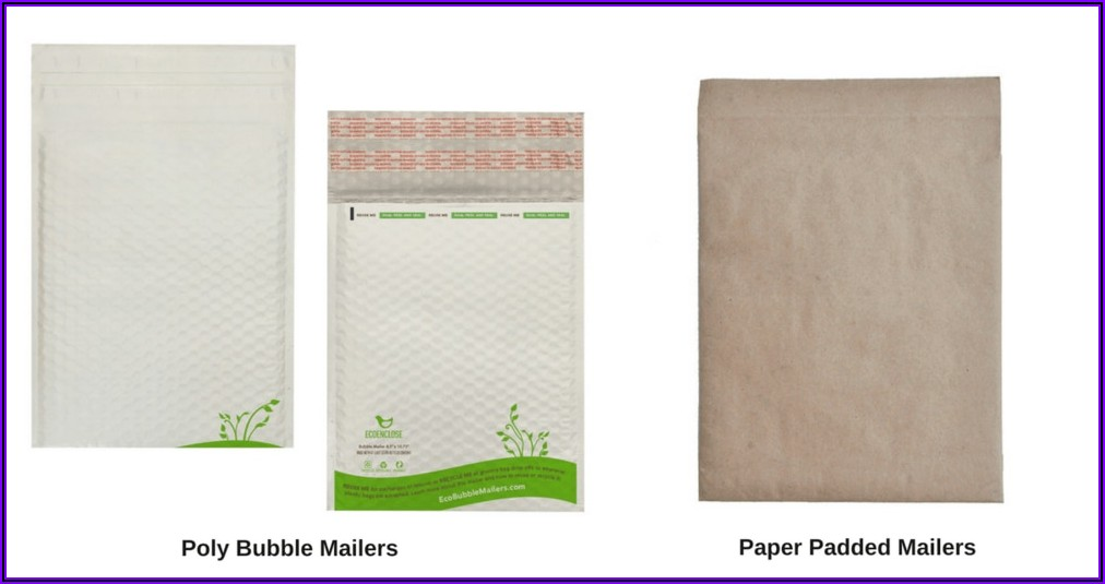 Can Padded Envelopes Be Recycled