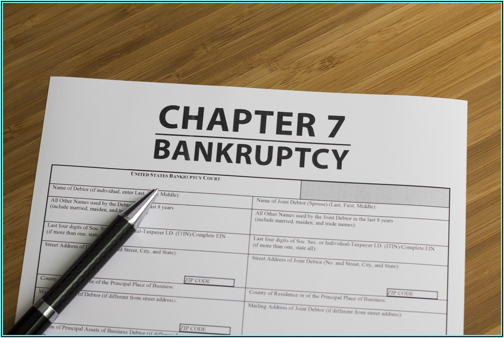 Chapter 7 Bankruptcy Forms Florida
