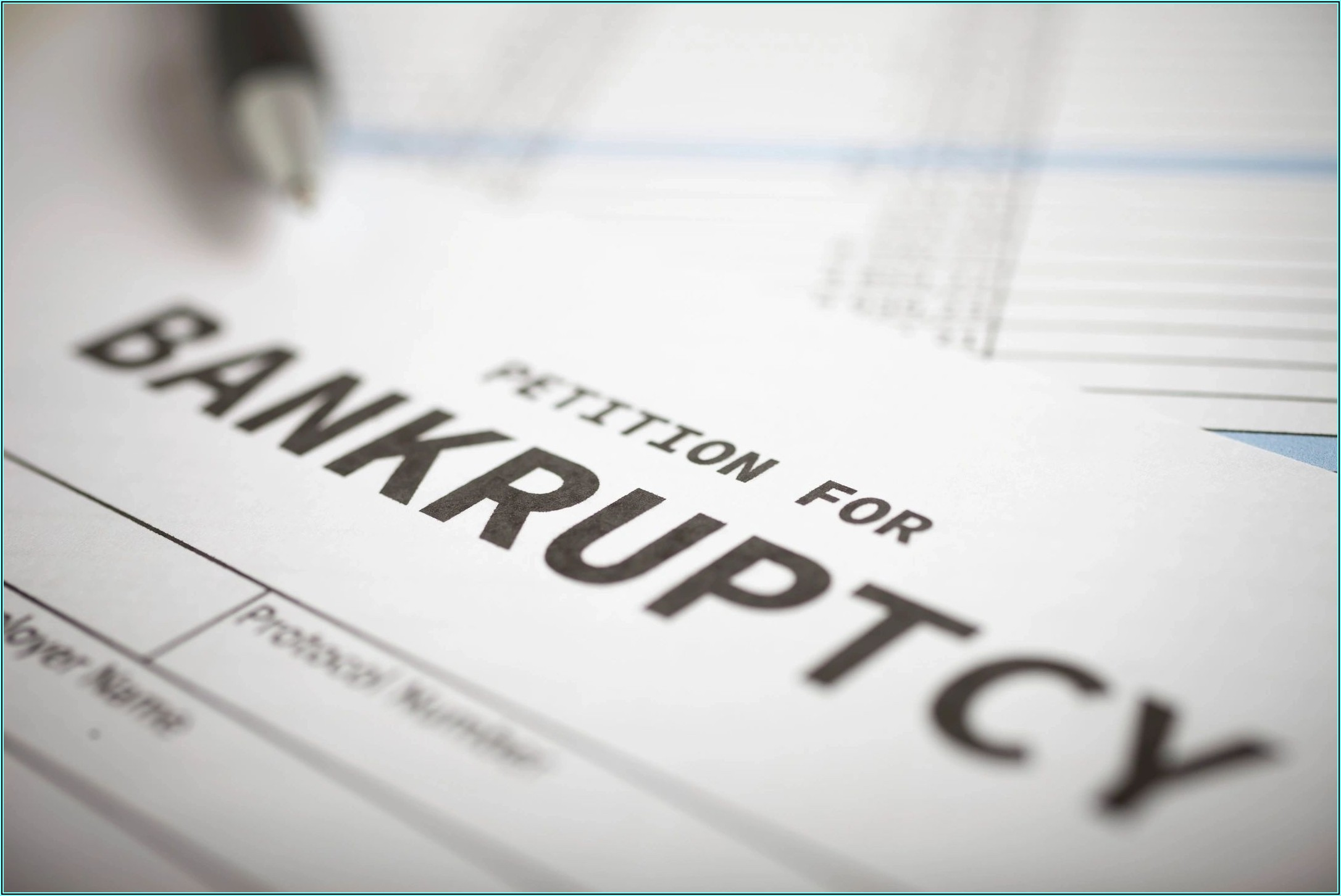Chapter 7 Bankruptcy Forms Nj
