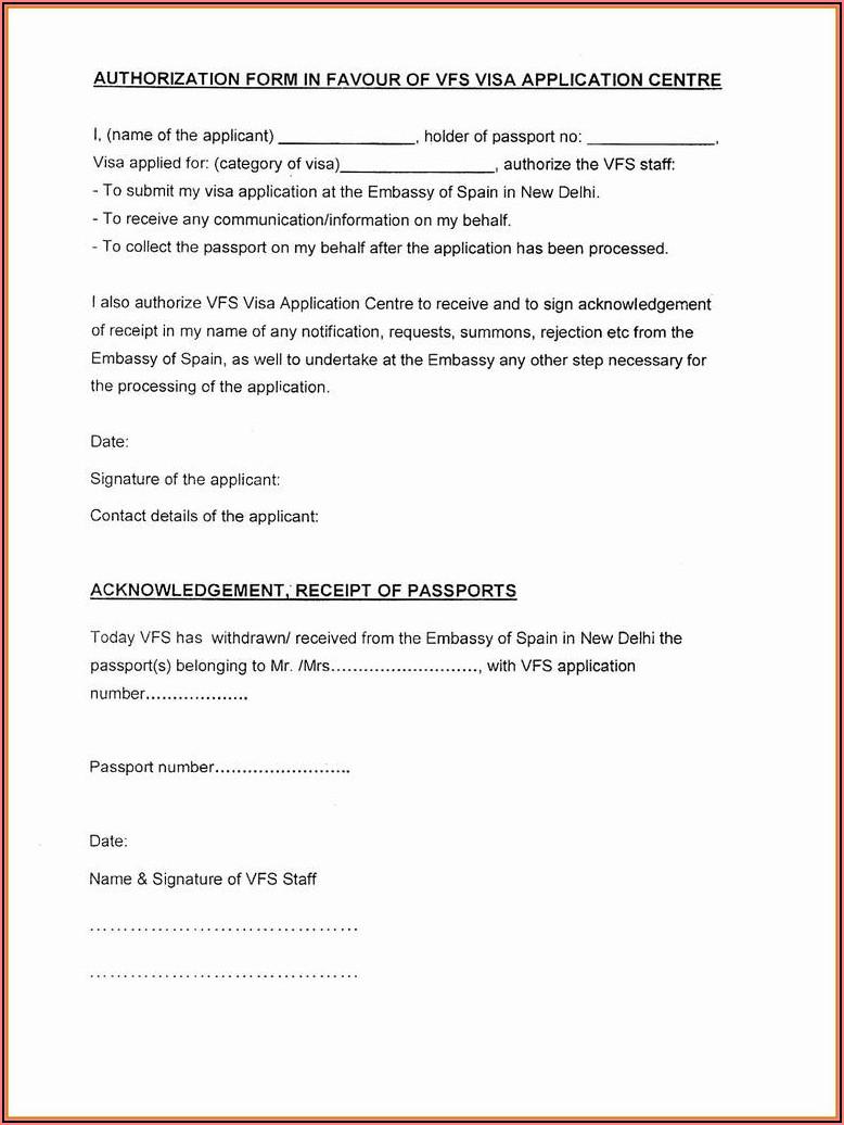 Chinese Embassy Visa Application Form