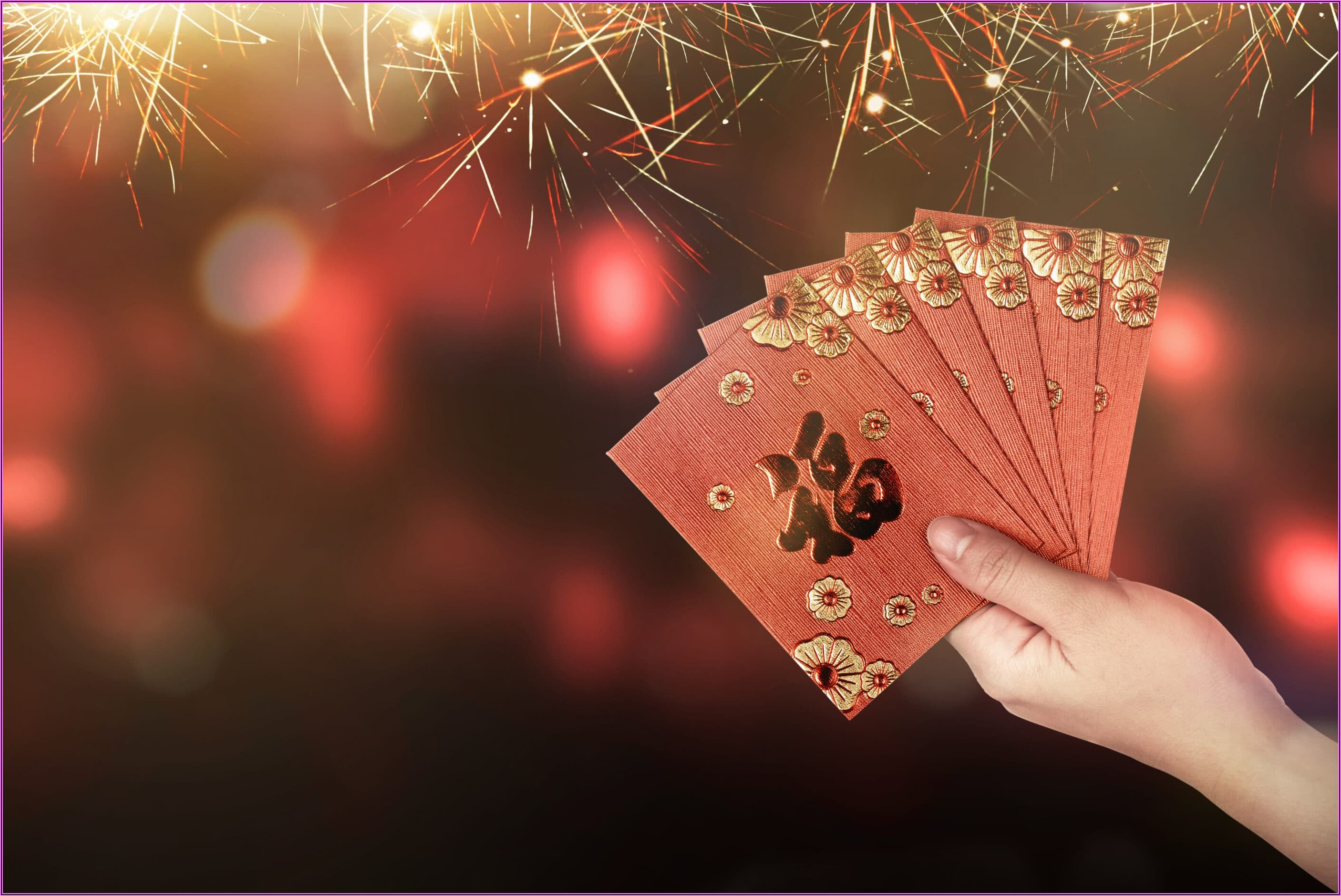 Chinese New Year Red Envelopes Meaning