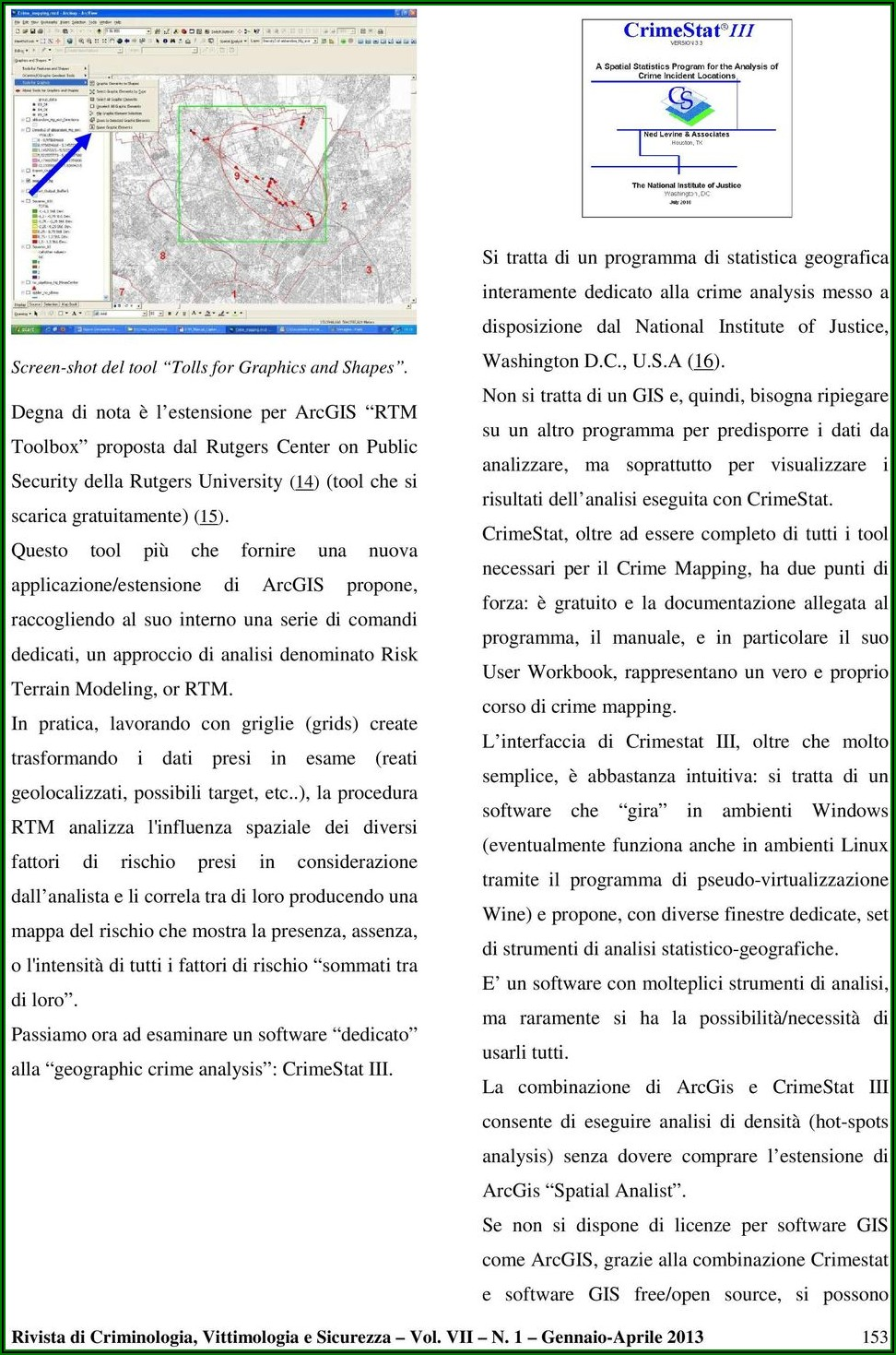 Crime Mapping Software Free