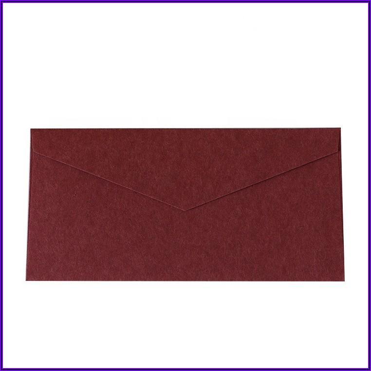 Custom Self Seal Business Envelopes
