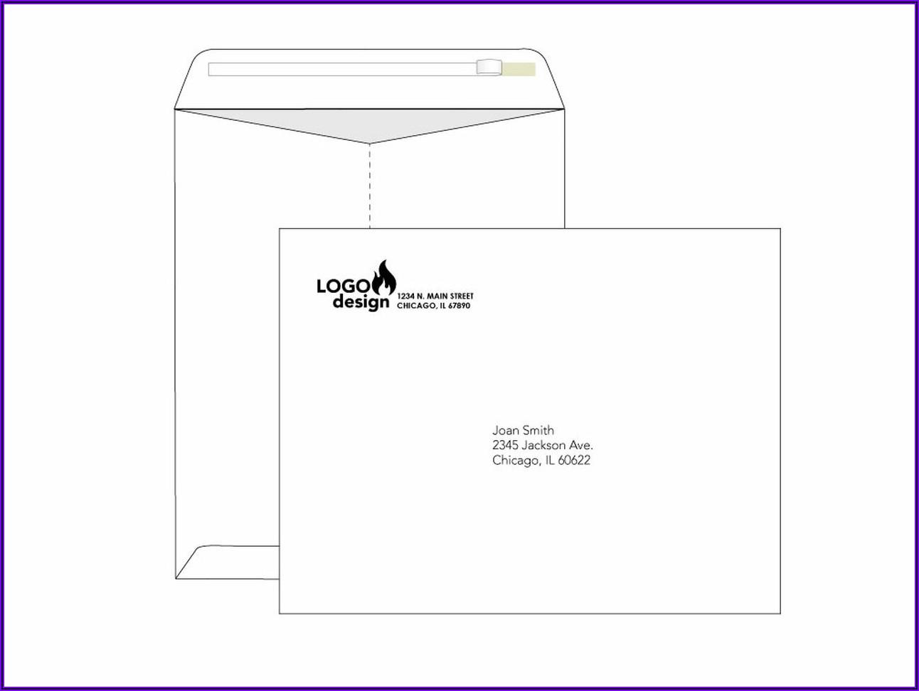 Custom Self Seal Envelopes