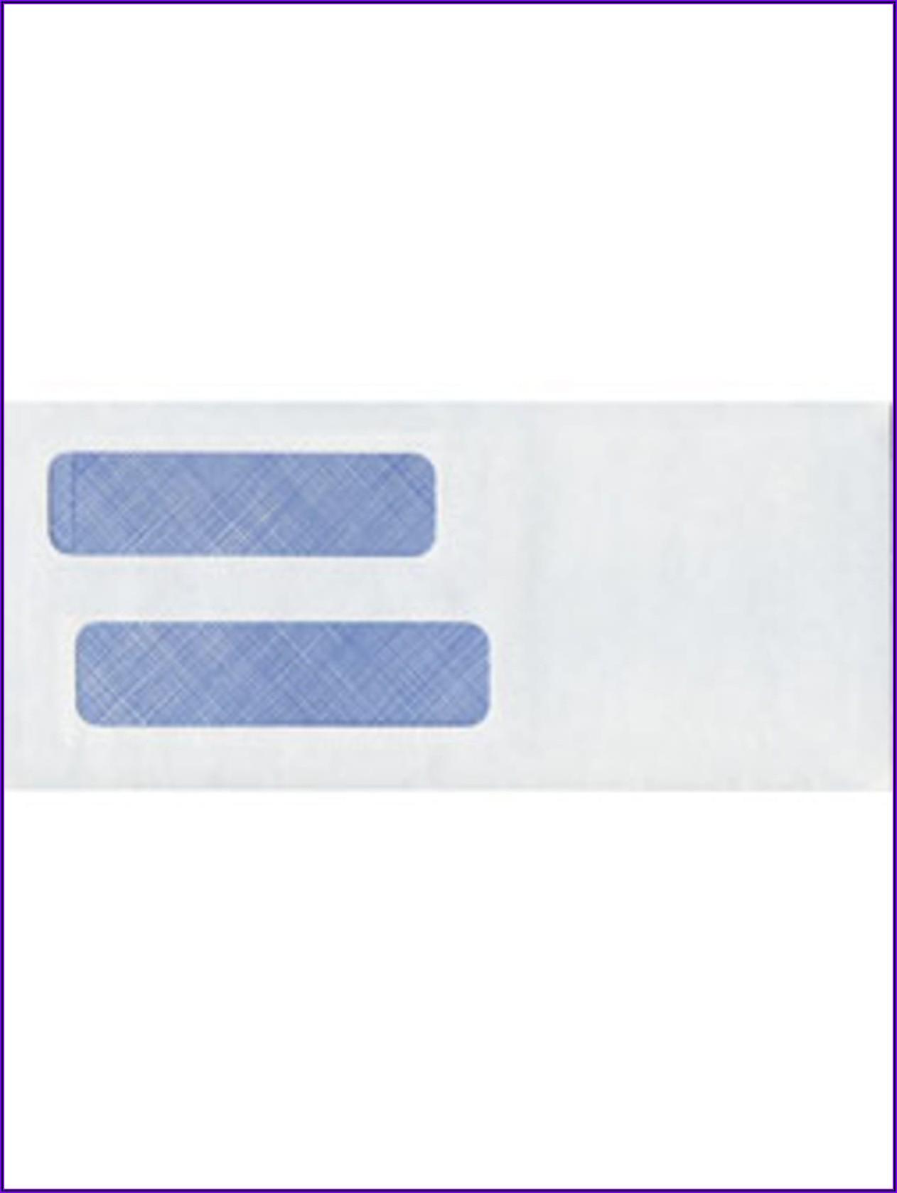 Custom Self Seal Window Envelopes