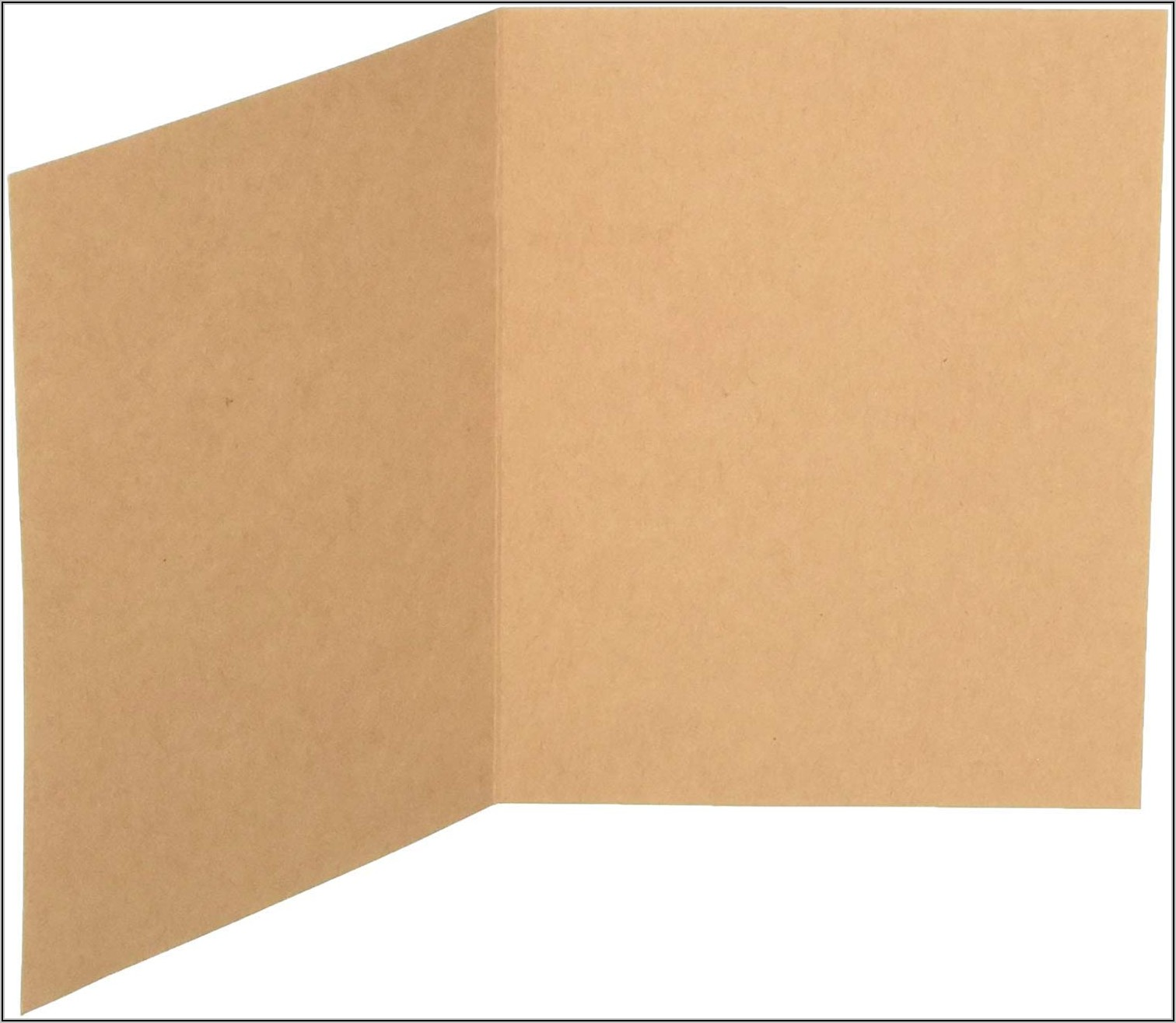 Darice A2 Cards And Envelopes