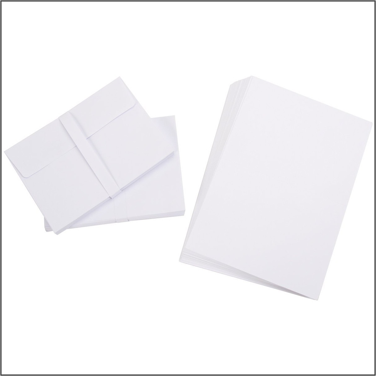 Darice A7 Cards And Envelopes