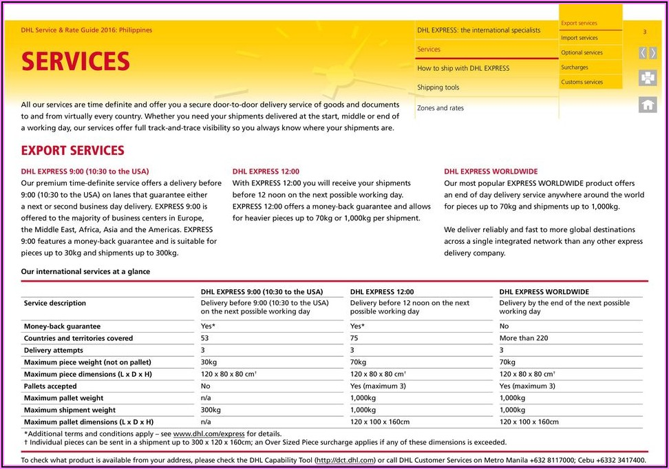Dhl Express Easy Envelope (prepaid National)