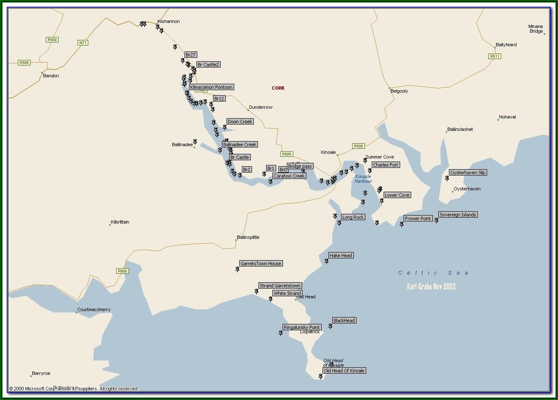 Downloadable Gps Maps Of Ireland