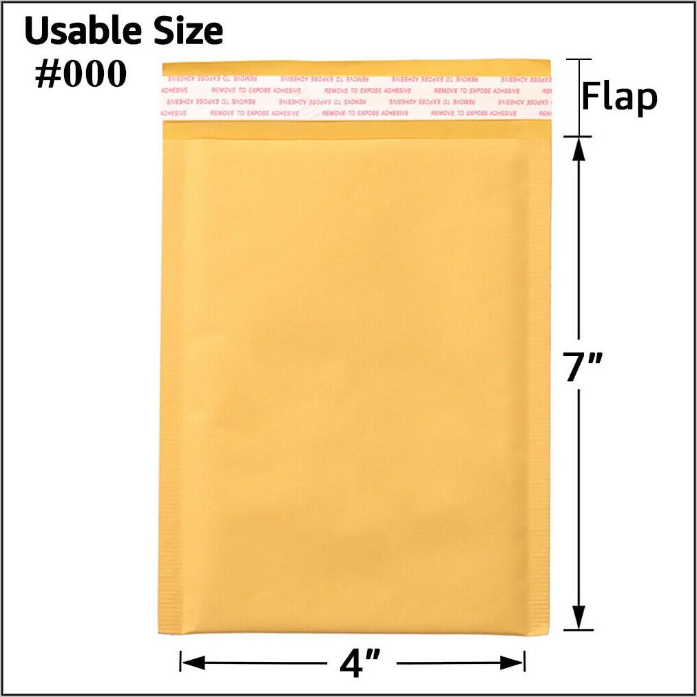 Dvd Size Padded Envelope