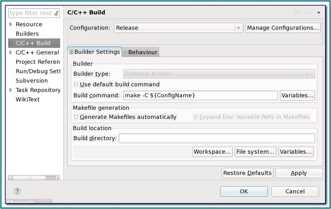 Eclipse Html Form Builder