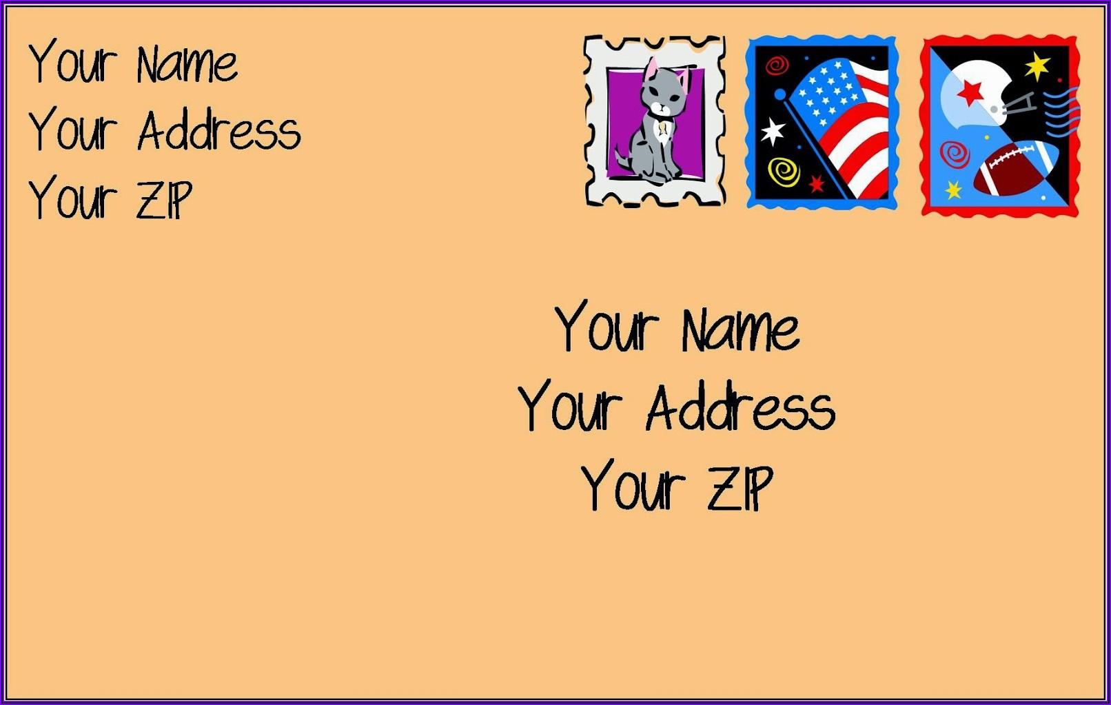 Enclosed Self Addressed Stamped Envelope