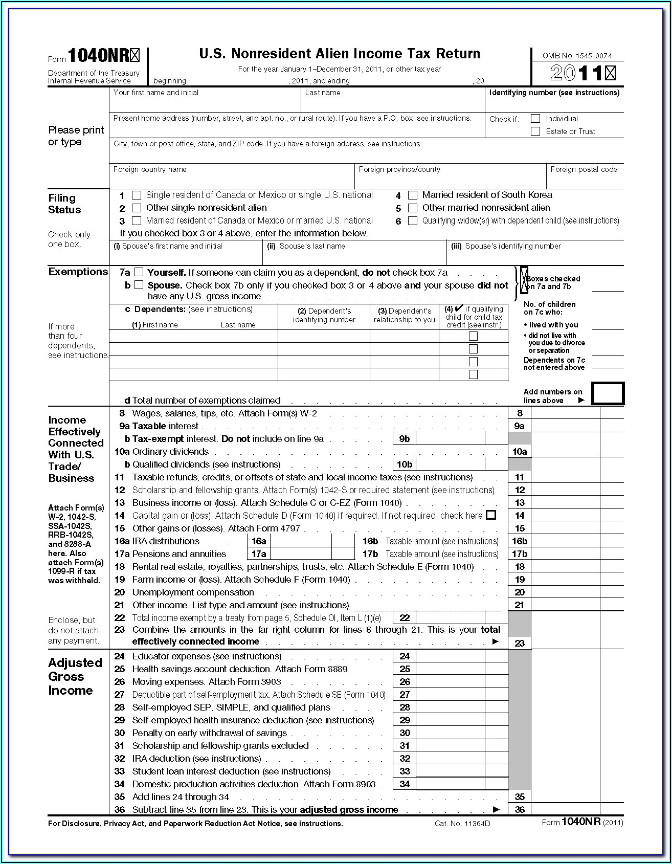 Federal Income Tax Form 1099 G