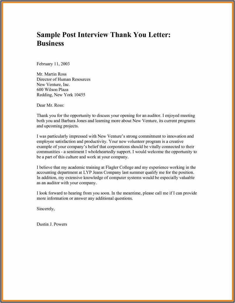 Formal Business Invitation Email Template