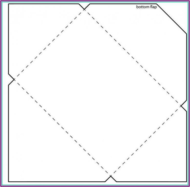 Free A7 Envelope Template For Word