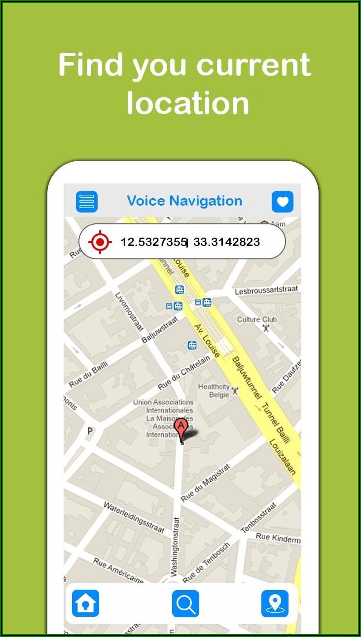 Gps Map Locator
