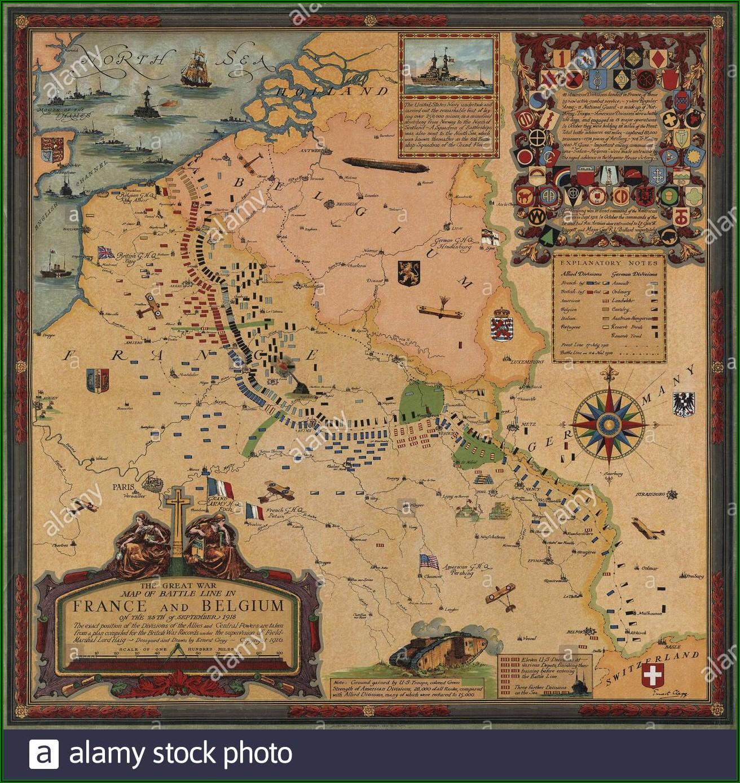 Historical Battle Maps For Sale