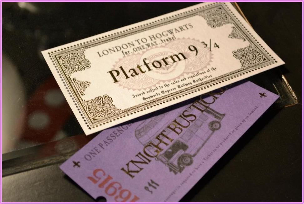 Hogwarts Acceptance Letter Envelope Font