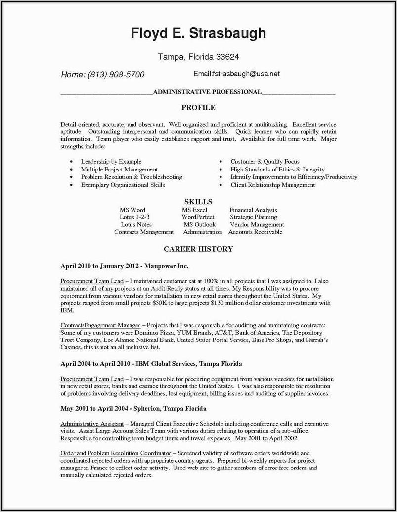 Home Improvement Proposal Template