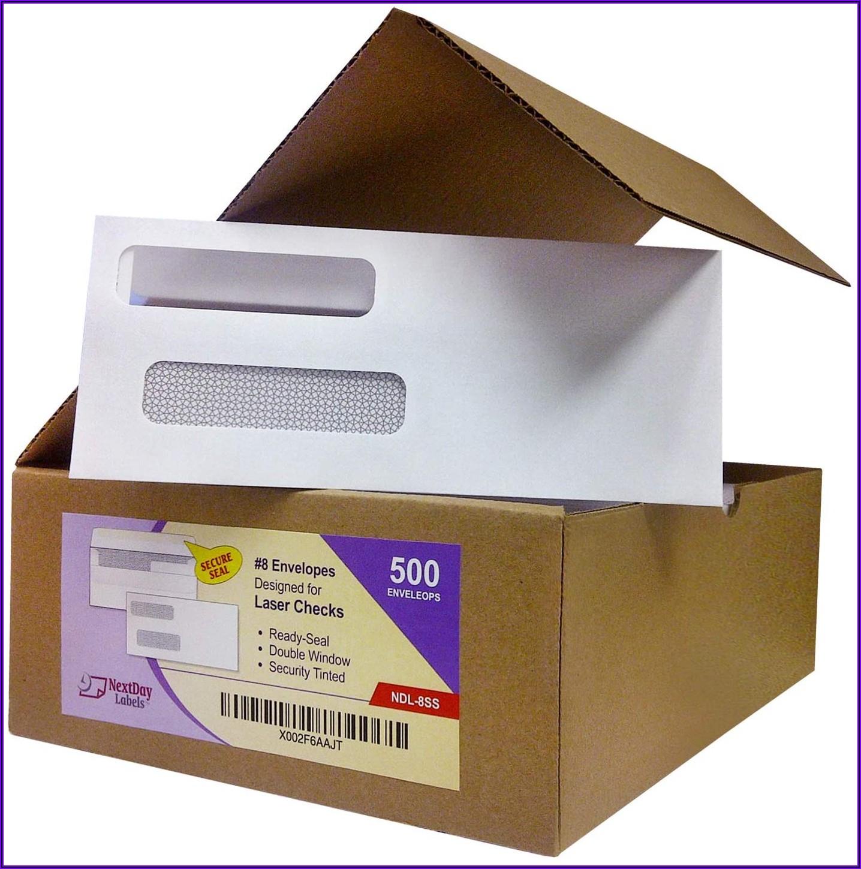 Intuit Check Envelopes 229