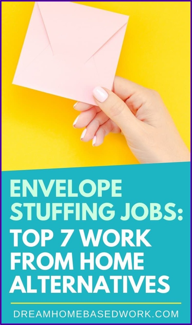 Is There A Legitimate Envelope Stuffing Job