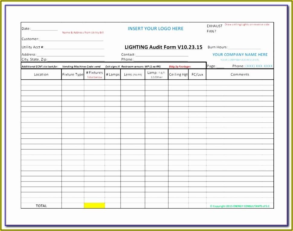 It Audit Plan Sample
