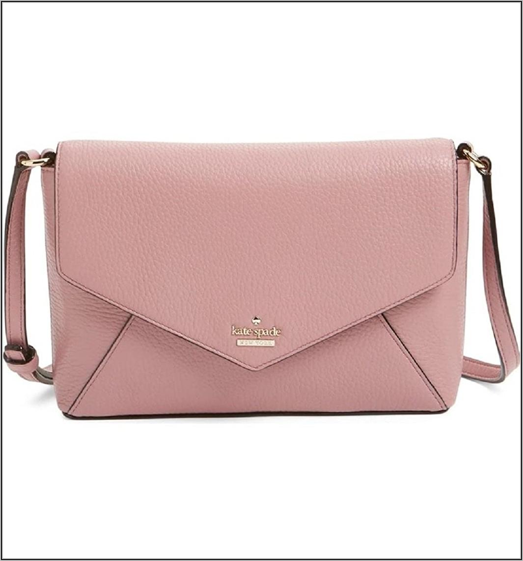 Kate Spade Leather Envelope Bag